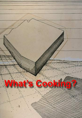WHAT'S COOKING - SLIDE 01