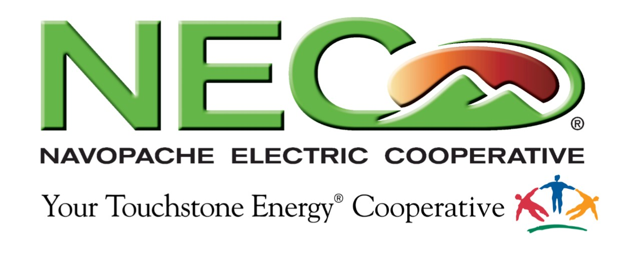 NEC Logo with Touchstone